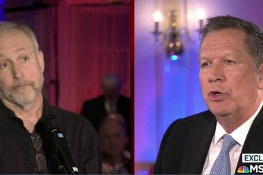 John Kasich: 'It ain't over 'til it's over'