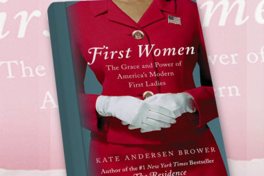 A new revealing look at lives of first ladies
