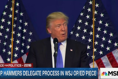 RNC defends delegate process and Trump...