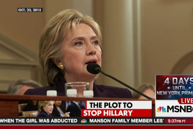 The plot to stop Hillary Clinton