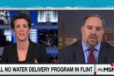 Flint crisis unresolved, Snyder keeps talking