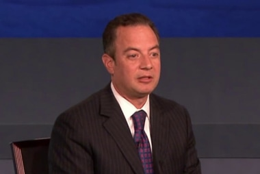 Priebus briefs house GOP on convention rules