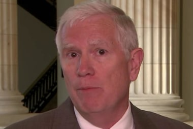 Rep. Brooks on divided Republican Party