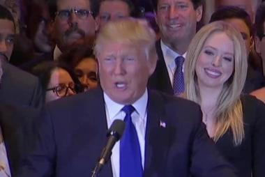 Joe: Trump, Clinton had their best...