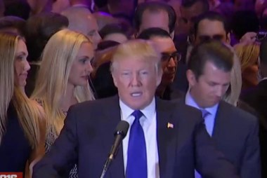 Trump campaign focusing on delegate battle