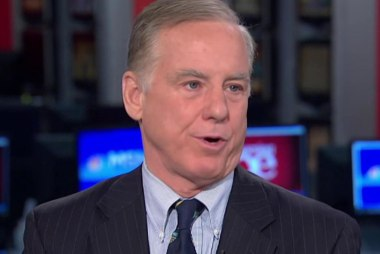 Howard Dean: I have been where Bernie has...