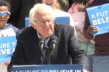 NYT considers Sanders' impact on Dem agenda