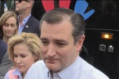 Cruz to make 'major announcement'
