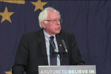 Would Sanders' progressive platform be...