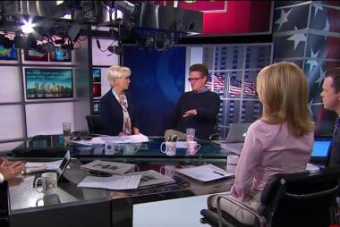 Joe: Ideologically, Trump is a work in...