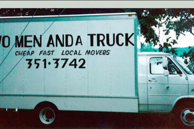 Born in the U$A: Two Men and a Truck