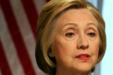 Clinton appeals to Sanders voters
