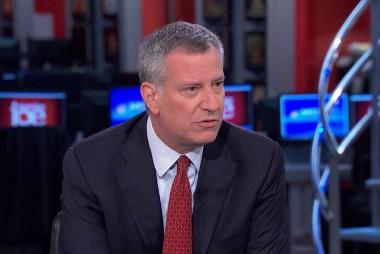 De Blasio: Clinton paid speeches don't matter