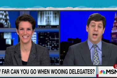 Bribery a bad idea for securing GOP delegates