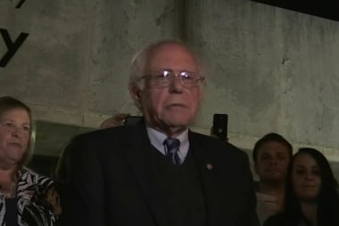 What is the path forward for Sanders?