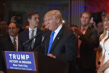 Republicans divided over endorsing Trump