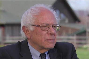 Sanders hits Democratic Party 'stacked deck'
