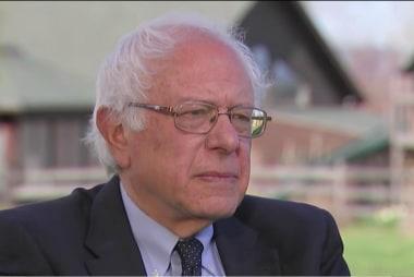 Sanders pushes for broader Democratic reach