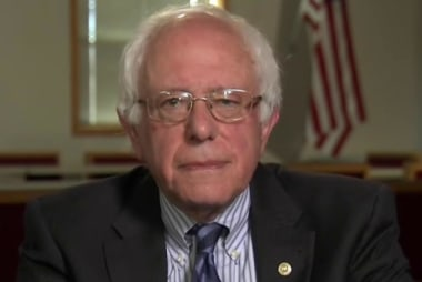Sanders: I'm the stronger candidate to...