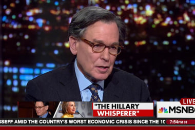 Sidney Blumenthal on Trump & Clinton wars