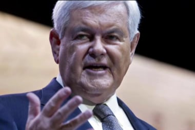 Is Gingrich a suitable running mate for...