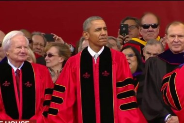 Obama to give 24 grad speeches as president