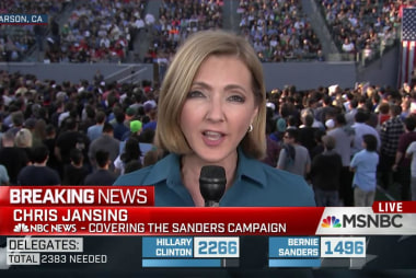Sanders camp sees silver lining in KY loss