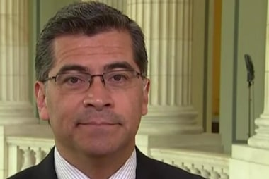 Rep. Becerra: Finish line is visible for...