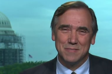Sen. Merkley: Sanders priority to stop Trump