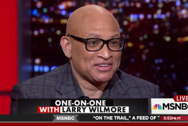 One-on-one with Larry Wilmore