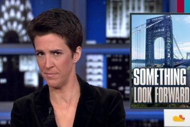 Trump's sister recuses self from bridge case
