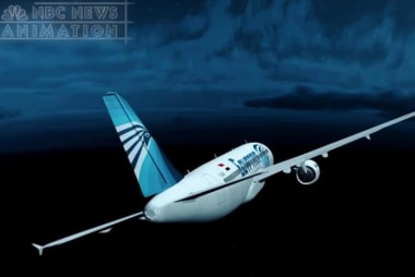Analyst breaks down EgyptAir crash theories