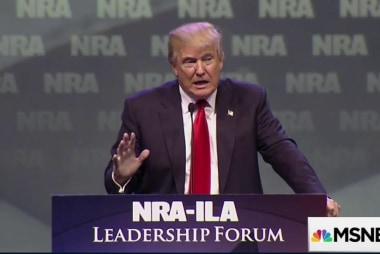 Trump: 'We're getting rid of gun-free zones'