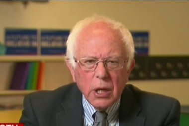 Sanders: DNC chair won't be reappointed if...