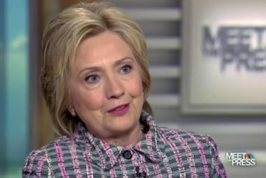 Clinton attacks Trump over tax returns