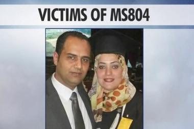 Three children orphaned by EgyptAir crash