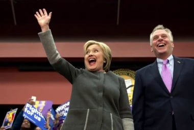 Gov. McAuliffe: We're confident no...