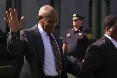 Cosby accuser: Everything was blurry, no...