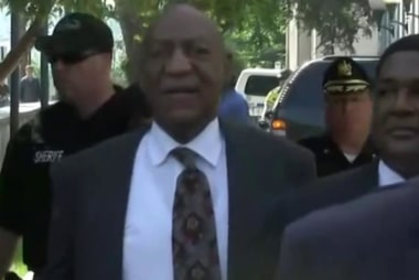 Reports from inside Cosby courtroom