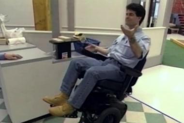 Toyota updates a revolutionary wheelchair