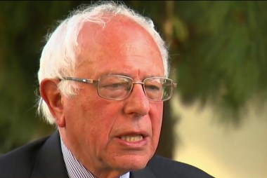 Sanders: 'Democracy is messy'