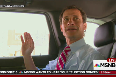 Anthony Weiner, a documentary