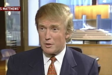 Trump contradicted on Bill Clinton criticism