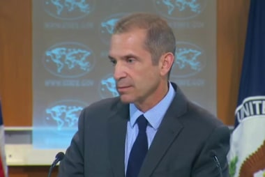 State Dept. briefing on Clinton emails