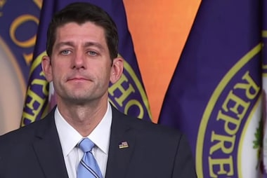 Speaker Ryan: 'I want real party unity'