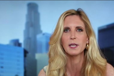 Ann Coulter: You can't police my language