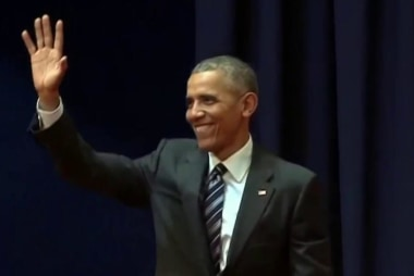Could Obama have historic role in 2016 race?