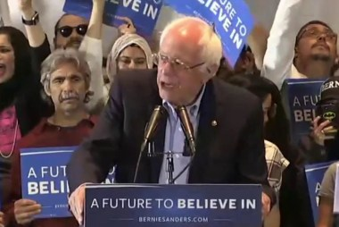 Sanders accuses activists of bias toward ...