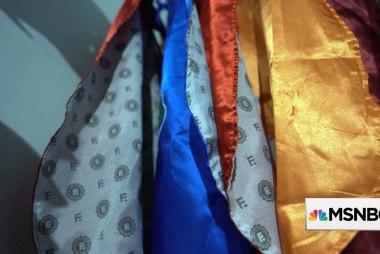 Small biz superhero: Customized capes