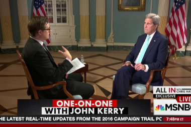 Secy. Kerry on Yemen conflict